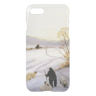 Sheep on the ridge iPhone 8/7 case