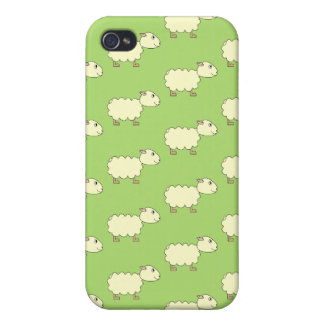 Sheep Pern. iPhone 4/4S Cases