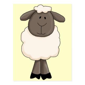 Sheep Postcard