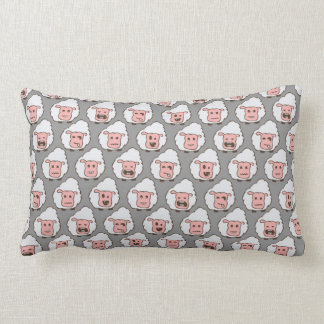 Sheep Rectangular Cushion