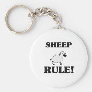 SHEEP Rule! Key Chains