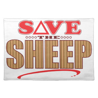 Sheep Save Placemat