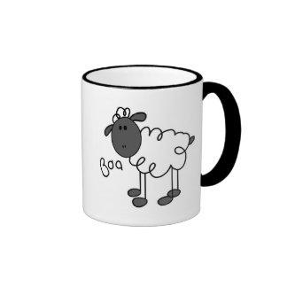 Sheep Says Baa T-shirts and Gifts Coffee Mug