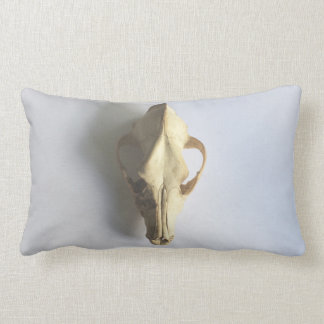 Sheep Skull Pillow