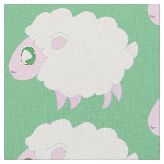 Sheep! Spring Fabric