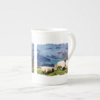SHEEP TEA CUP