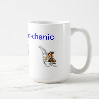 sheep, Tools, kiwi, The Ma-aa-aa-chanic Coffee Mug