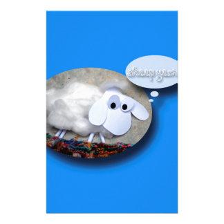 Sheep Year? Chinese New Year 2015 Stationery Paper