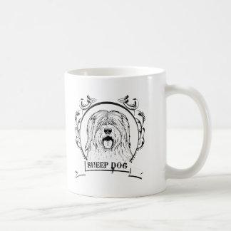 Sheepdog T-shirt Mug
