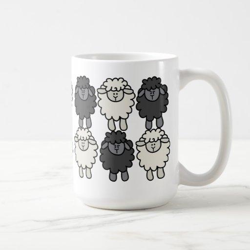 Sheepeh and Woola Sheep Brigade Mug