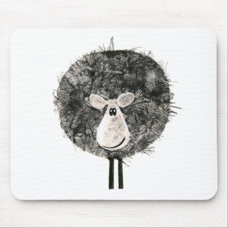 Sheepish Mouse Pad
