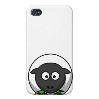 Sheepish White iPhone 4 Case