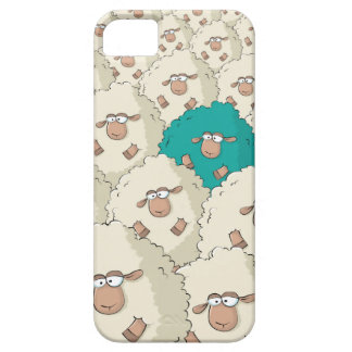Sheeps Pattern Case For The iPhone 5