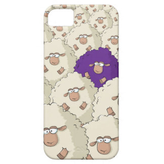 Sheeps Pattern iPhone 5 Cover