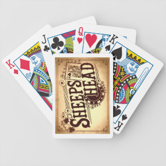 Sheepshead Bicycle Playing Cards