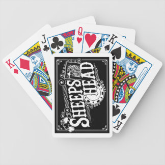 Sheepshead Inverted Bicycle Playing Cards