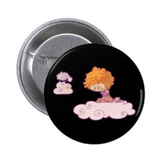 Sheepy 6 Cm Round Badge