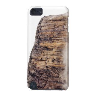 Sheer cliff rising above clouds iPod touch (5th generation) cover