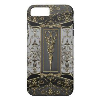 Sheer Hazlehurst Antiqued Scissors VII iPhone 8 Plus/7 Plus Case