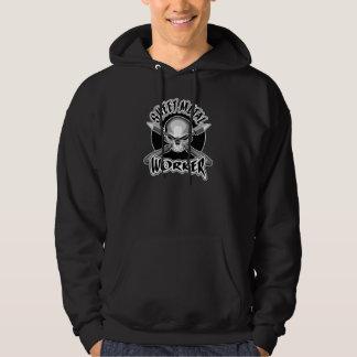 Sheet Metal Worker Logo Hoodie