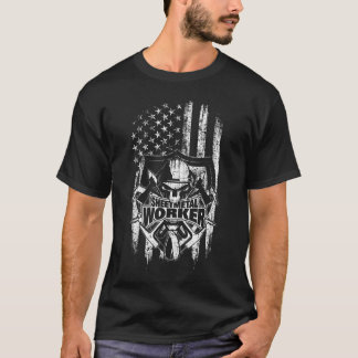 Sheet Metal Worker T-Shirt