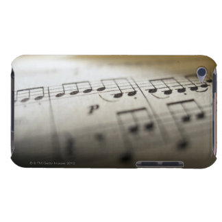 Sheet Music 4 iPod Touch Case