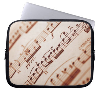 Sheet Music 5 Laptop Sleeve