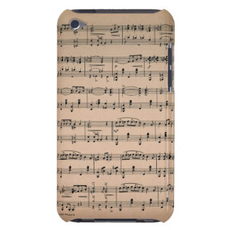 Sheet Music 6 Case-Mate iPod Touch Case