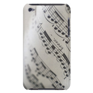 Sheet Music 9 Barely There iPod Cases