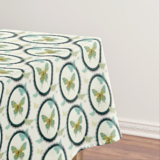 Sheet Music Butterfly TABLECLOTH