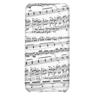 Sheet Music Glee Club iPhone 5C Cover
