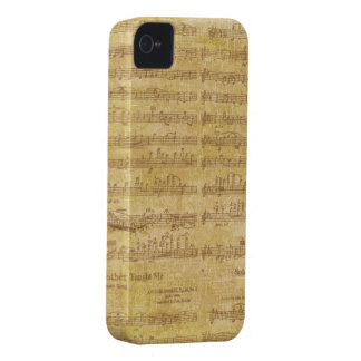 Sheet Music iPhone 4 Covers