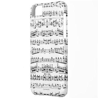 Sheet Music iPhone 5C Case
