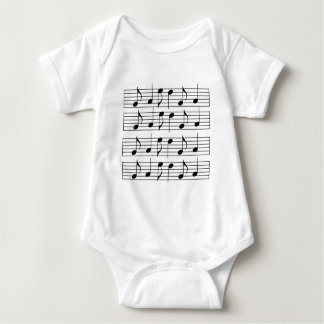 Sheet Music Tee Shirts