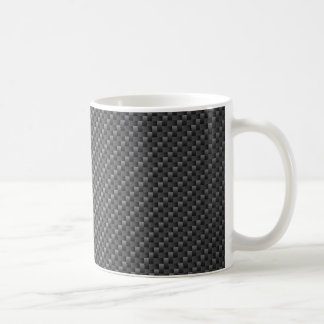 Sheet Of Carbon Fibre Texture Coffee Mug