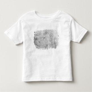 Sheet of studies, from the The Vallardi Album Toddler T-Shirt