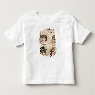 Sheet of Studies of Seven Heads Toddler T-Shirt