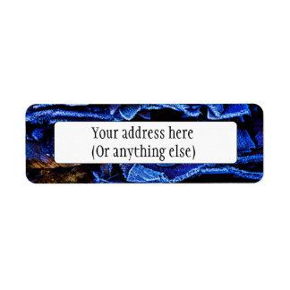 Sheets of Laminate Flooring 3 Return Address Label