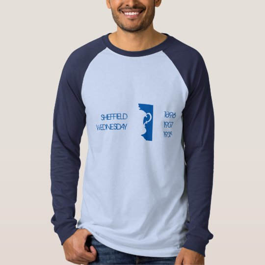 Sheff Wed Cup shirt