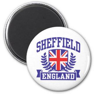 Sheffield 6 Cm Round Magnet