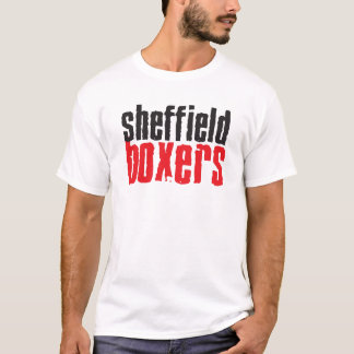 Sheffield Boxers T Shirt Classic