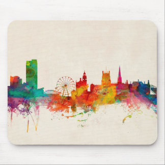 Sheffield England Skyline Mouse Mat