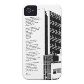 Sheffield Hallam Andrew Motion Poem IPhone4 Case