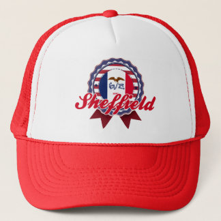 Sheffield, IA Trucker Hat