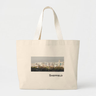 Sheffield Landscape picture Large Tote Bag