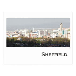 Sheffield Landscape picture Post Cards