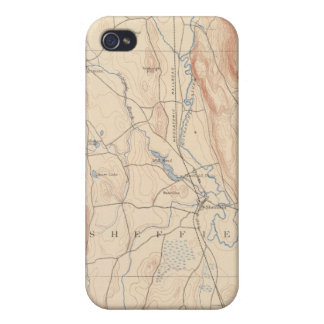 Sheffield, Massachusetts Case For iPhone 4