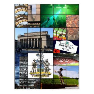 Sheffield postcard