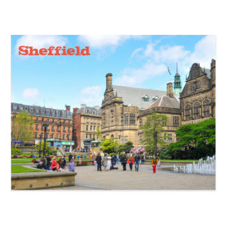 Sheffield Postcard