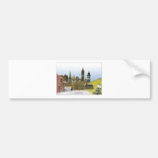 sheffield - south yorkshire, tony fernandes bumper sticker
